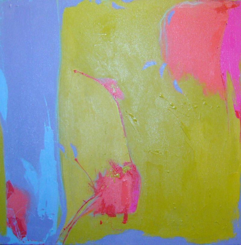Christina Spanjer - San Miguel Memories - 31 x 31