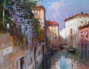 Claudio Simonetti - Summer in Venice - 15 x 17