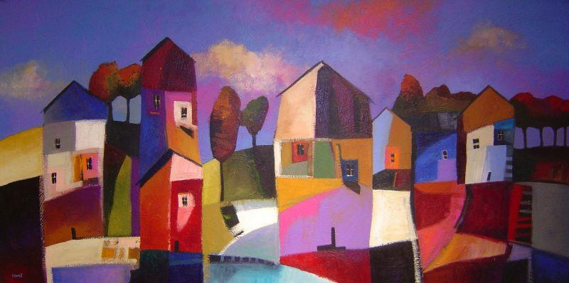 Downe Burns - Hillside Houses - 30 x 60