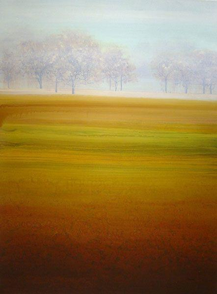 Elise Remender - Autumn Afternoon - 48 x 36