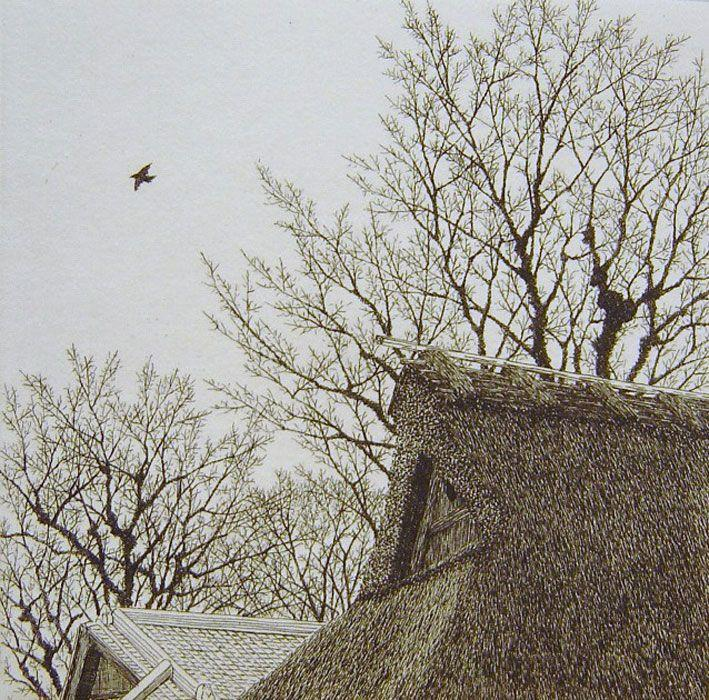 Ryohei - Roof Tops - 4 x 4