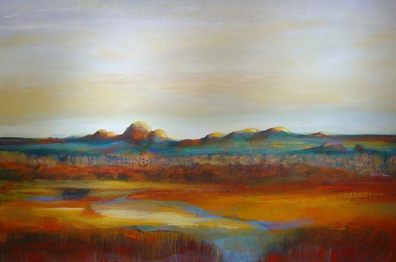 Starlie Sokol Hohne - Landscape - 41 x 61