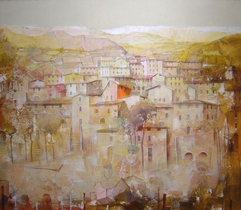 Tino Rusconi - Villogio Tocano - 35 x 39