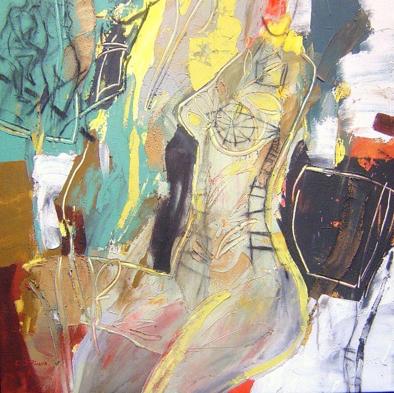 David D. Fernandez - Le Memoria - 38 x 38