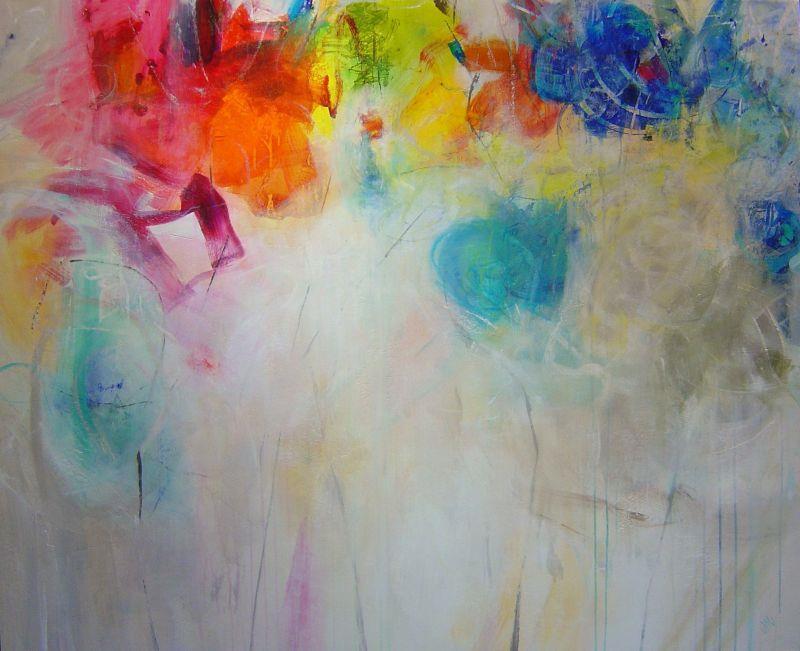 Jodi Maas - Spring Eternal - 51 x 60