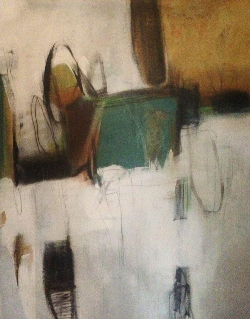 Ron  Kempton - Restless - 60 x 48