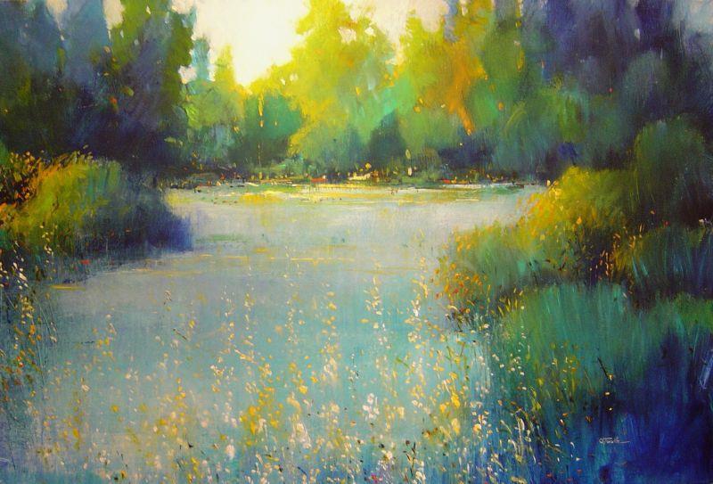 Tim  O'Toole - Gore Creek II - 43 x 63